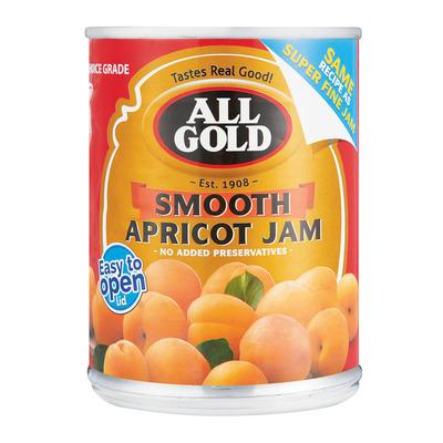 fc1b49bfdd All Gold Super Fine Apricot Jam 450 GR