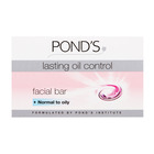 Ponds Lasting Oil Control Facial Bar for Normal Skin 100g