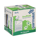 Parmalat EverFresh UHT Fat Free Milk 1l x 6