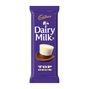 Cadbury Slab Top Deck 80g