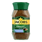 Jacobs Kronung Decaf Instant Coffee 200g