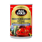 All Gold Mediterranean Style Ratatouill e 410g