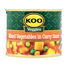 Koo Vegetable Curry 215g