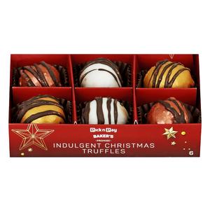 PnP Christmas Indulgent Truffles 6s