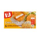 I&J Frozen Chicken Burgers 400g