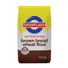 Snowflake Brown Bread Flour 2.5kg