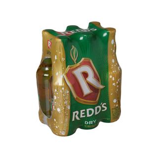 Redd's Dry Apple Ale NRB 330 ml x 6