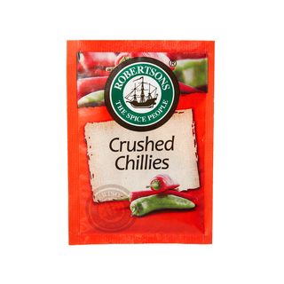 Robertsons Spice Envelope Crushed Chillies 7g