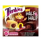 Tinkies Half & Half Chocolate Vanilla Flavoured Sponge Cake 6s