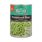 Rhodes Processed Peas 410g