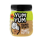 Yum Yum Peanut Butter Double Crunch 400g