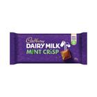 Cadbury Slab Mint Crisp 150g