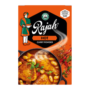 Robertsons Rajah Curry Powder Hot 50g
