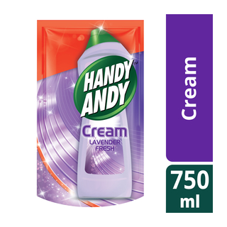 Handy Andy Cleaning Cream Lavender Refill 750ml