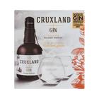Cruxland Gin & 2 Glasses Gift Pack 750ml