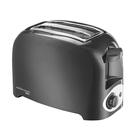Mellerware Black Eco 2 Slice Plastic  Toaster 24821