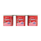 Clover Low Fat Smooth Strawberry Dairy Snack 6s