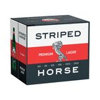 Striped Horse Lager NRB 600ml x 12