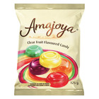 Amajoya Sweets Clear Fruit Flavours 125g