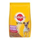 Pedigree Beef Vegetable & Ri ce Dog Food 1.75 KG