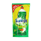 Sunlight Lemon 100 Dishwashing Liquid Pouch 750ml