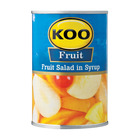 Koo Choice Grade Fruit Salad 410g