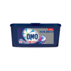 Omo Auto 3in1 washing capsules 24's