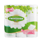 Twinsaver 2 Ply Luxury Toilet Paper 9s