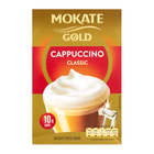 Mokate Gold Classic Cappuccino 18g x 10