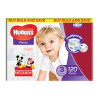 Huggies Pants Unisex Megabox S3 120ea