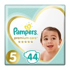 Pampers Premium Care Size 5 Value Pack, 44 Nappies