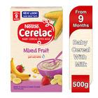 Nestle Ceralec Stage 3 Mix Fruit 500g