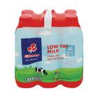 Clover UHT Long Life 2% Low Fat Milk 1l x 6