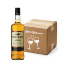 Two Keys Scotch Whisky 750ml x 12