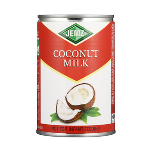 Jemz Coconut Milk 400ml