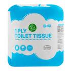 PnP 1 Ply Toilet Tissue Paper 1ea