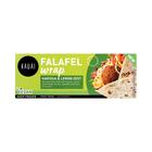 Kauai Falafel Wrap with Harissa & Lemon Zest