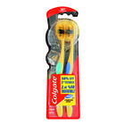COLGATE 360 C/GOLD TOOTHBRUSH ADULT 2EA