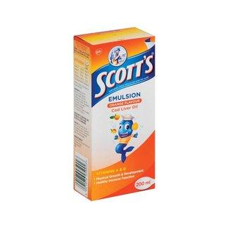 Scott's Orange Vitamin & Mineral Supplement 200ml
