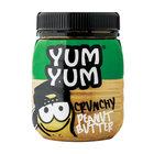 Yum Yum Crunchy Peanut Butter 400g x 6