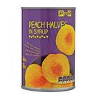 PnP Peach Halves 410g