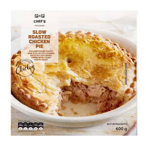 PnP Slow Roast Chicken Pie 600g