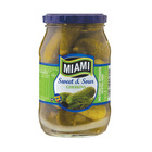 Miami Sweet & Sour Gherkins 380g