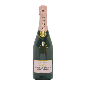 Moet & Chandon Brut Rose Imp NV Champ 750ml