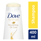 Dove Shampoo Nourishing Oil Care 400ml