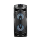 "Bounce Rumble Dual 4"" Bluetooth Speaker"