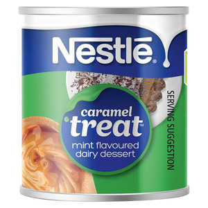 Nestle Caramel Treat Mint Flavoured 360g