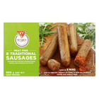 Fry's Vegan Traditional Sausages 500g