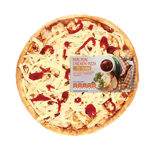 PnP Large Peri Peri Chicken Pizza