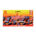 Lion Strikers Firelighters 20s